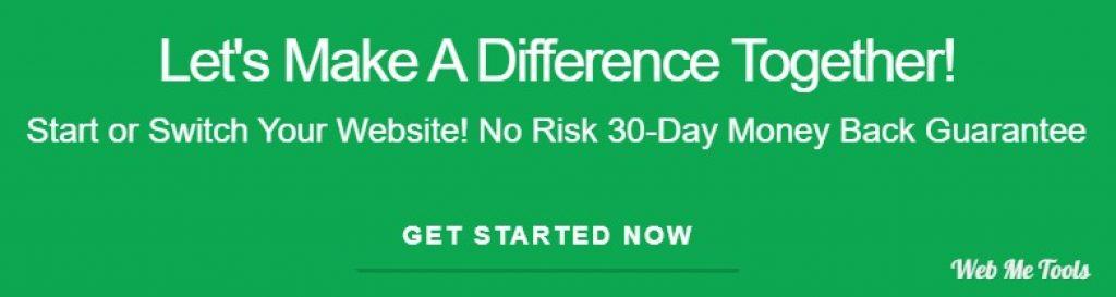 GreenGeeks 30 day money back