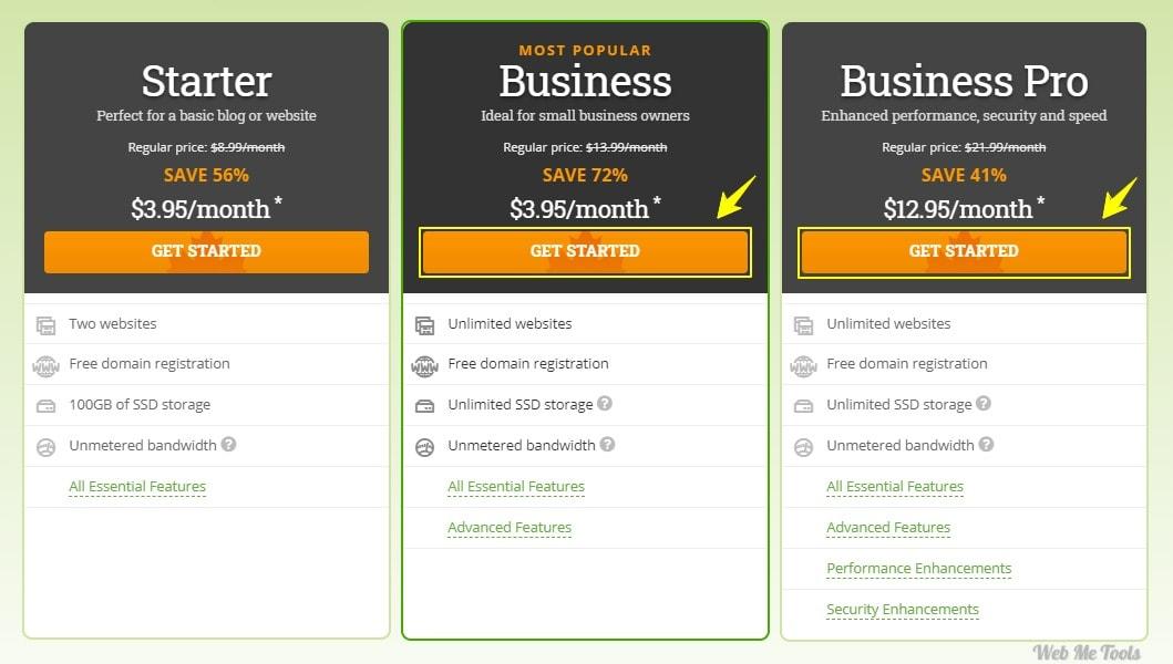 HostPapa Shared Web Hosting Plans Best