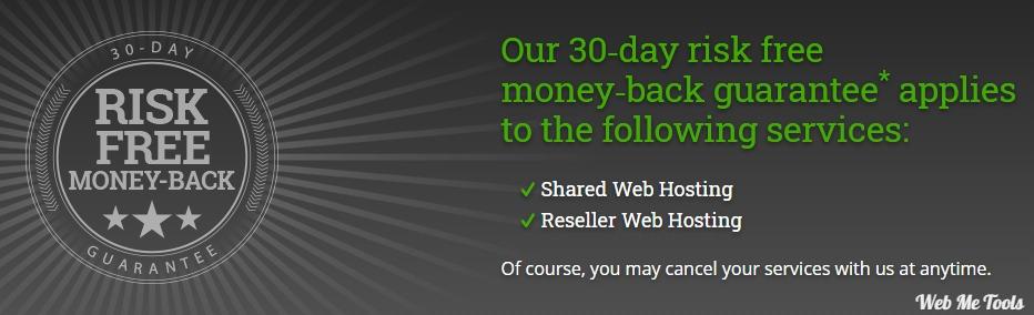 Hostpapa 30 days money back