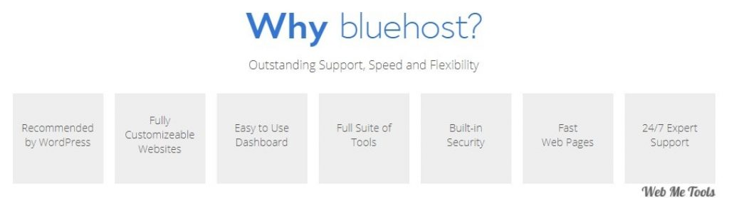 Why Choose Bluehost Hosting