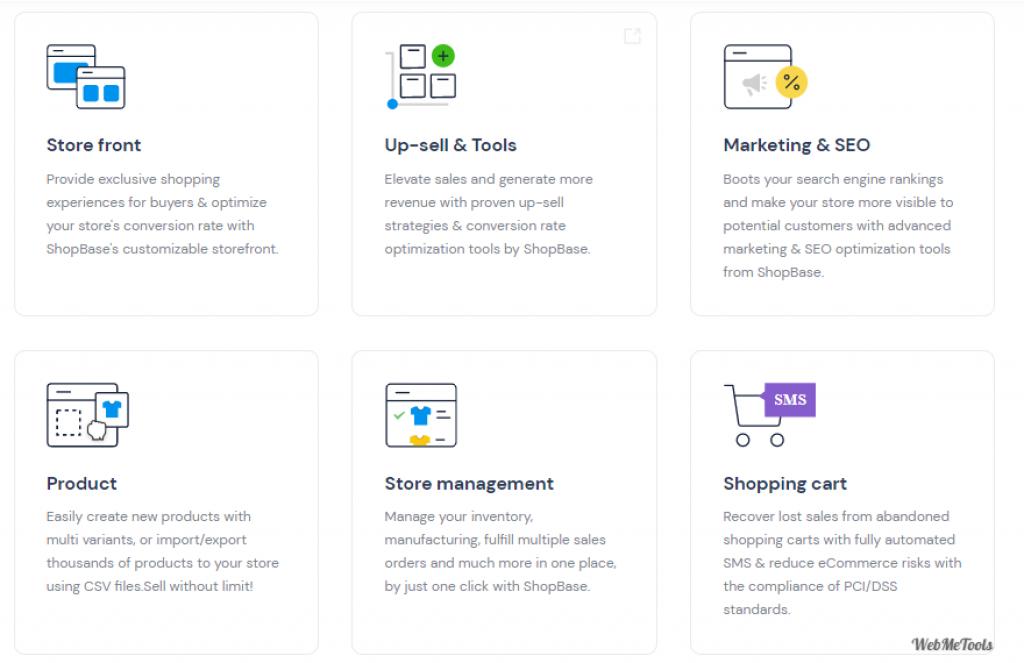 ShopBase Feature
