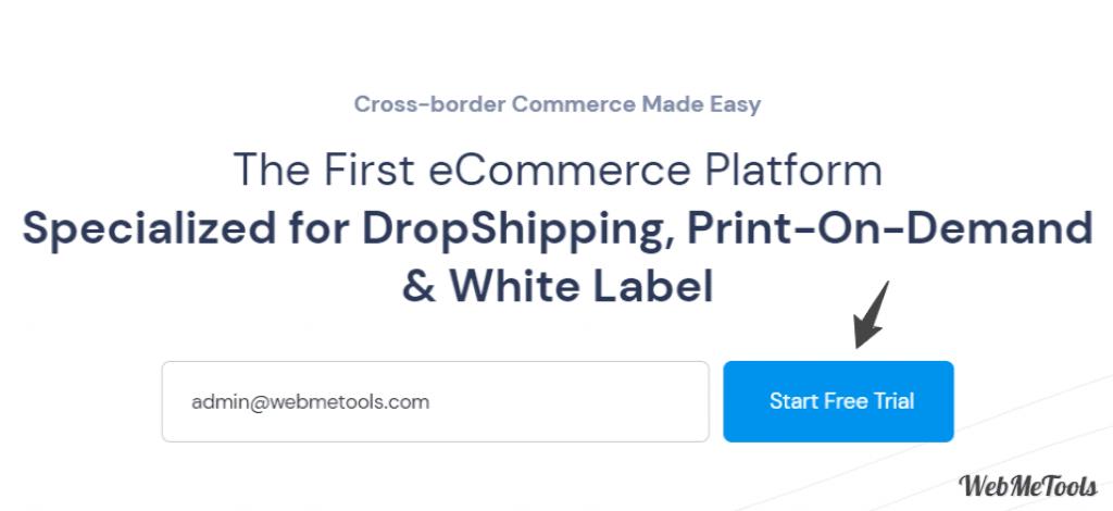 ShopBase Free Trial