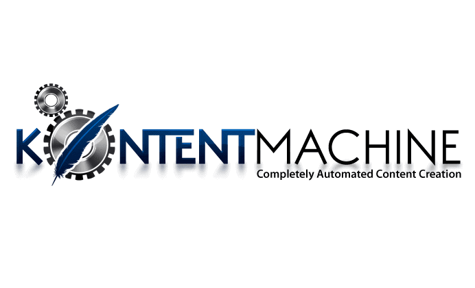 Kontent Machine Review Logo