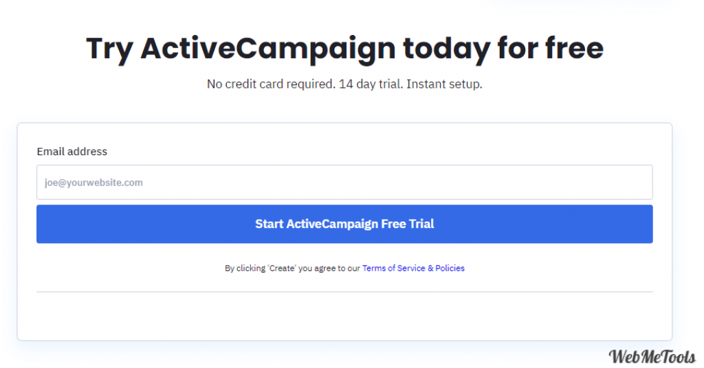 ActiveCampaign Free Trial 2021: Start 14-days Free Trial Now 2021