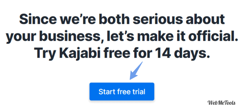 Kajabi Free Trial