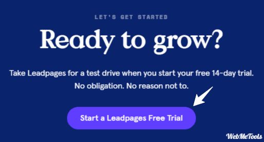 Leadpages Coupon Free Trial 14 Days