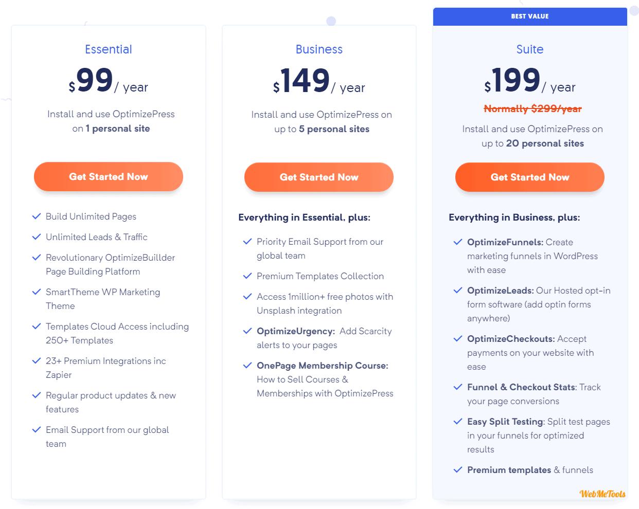 OptimizePress-Pricing-Plans