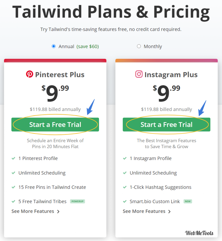 Tailwind-Pricing-for-Pinterest-Instagram