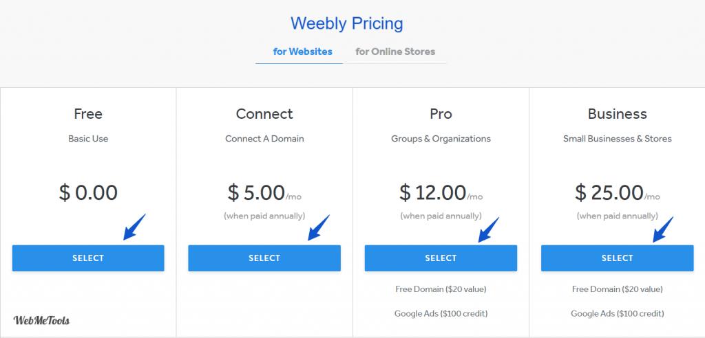 Weebly-Pricing-Website-Builder-Plans