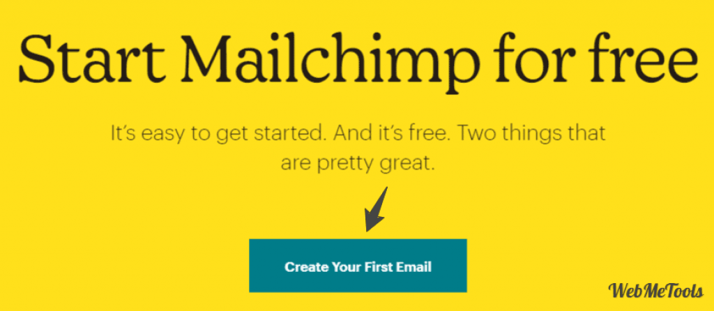 Mailchimp Free Plan