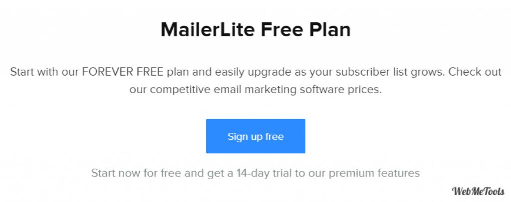 MailerLite Free Trial