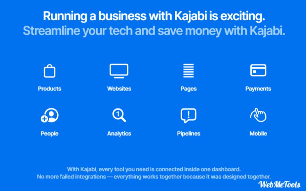 Kajabi Features
