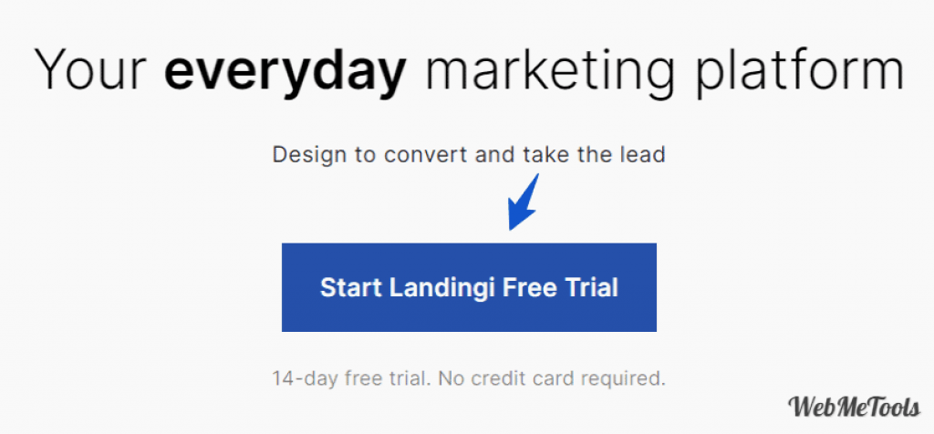 Free Landingi Trial - Start 14 Days Free Trial