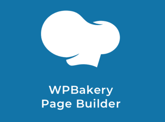 WP Bakery Page Builder Logo f