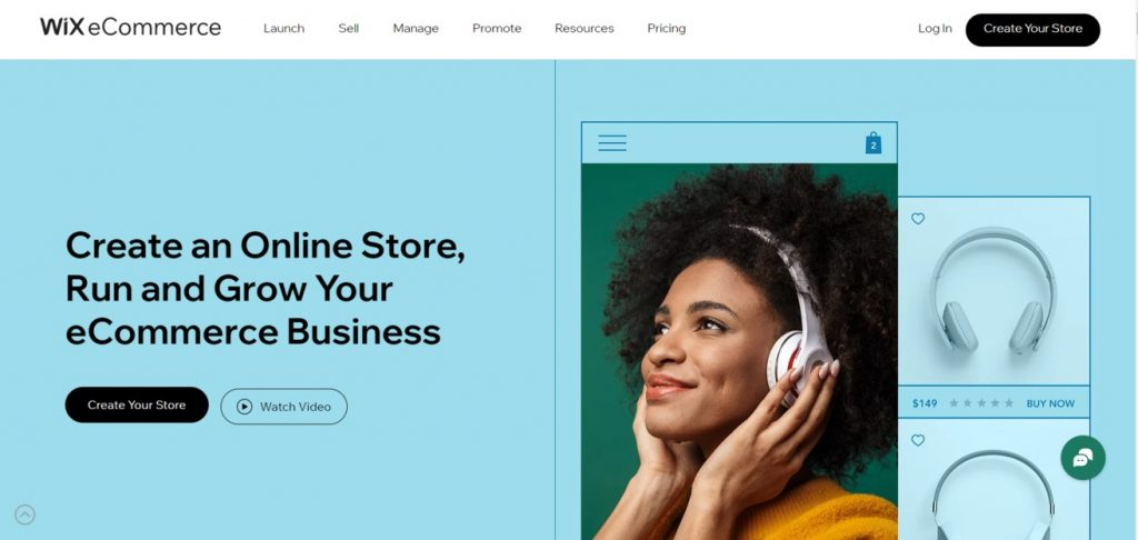 Wix eCommerce Online Store