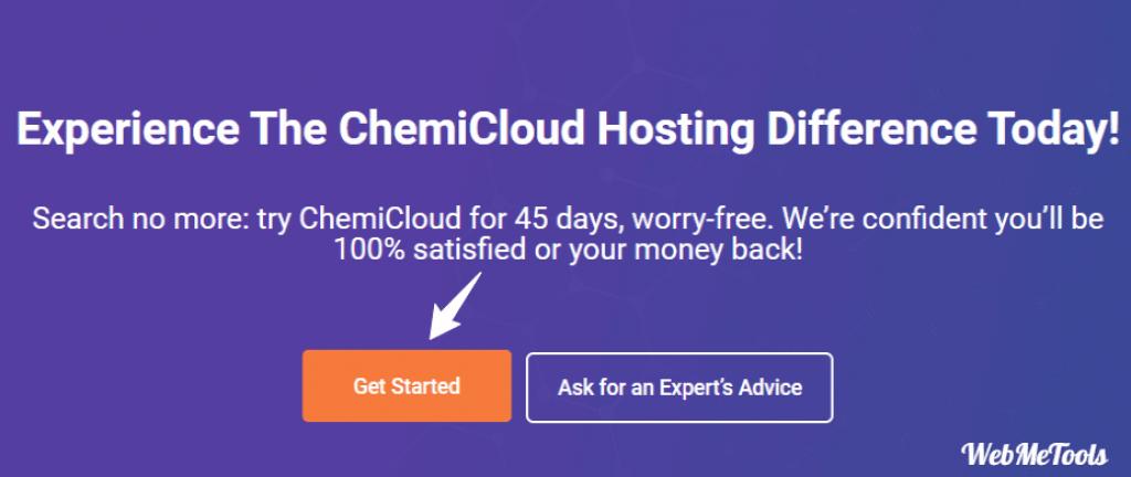 ChemiCloud 45 Days Money Back