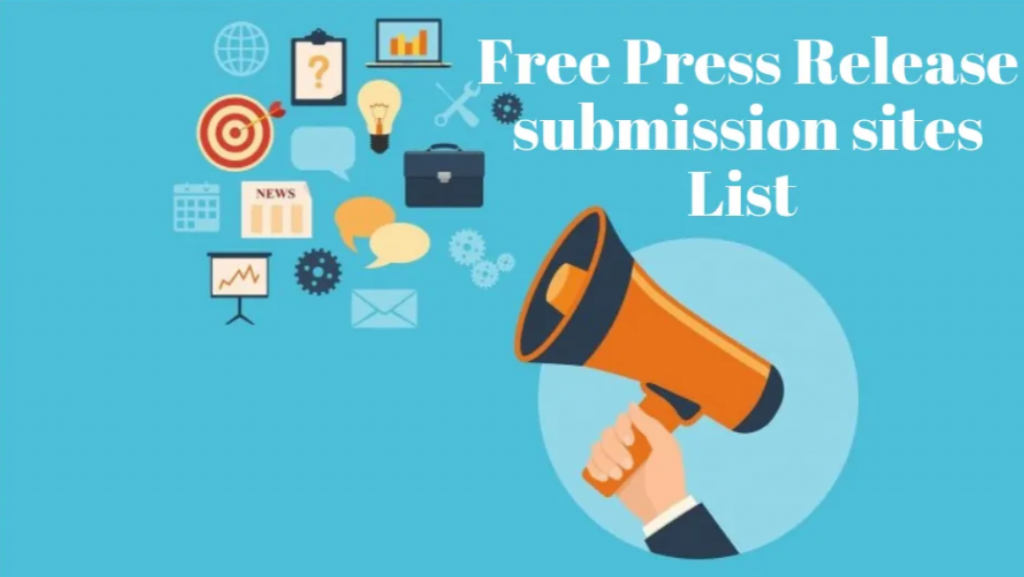 Press Release Submission sites list 2021