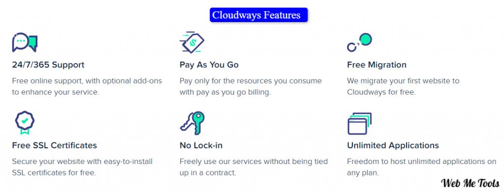 Cloudways-Features