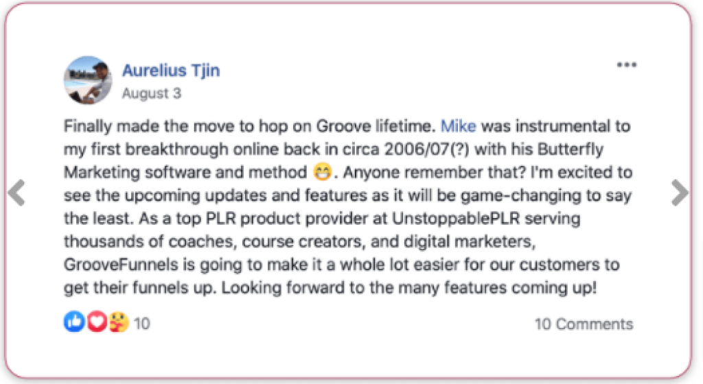 GrooveFunnels Lifetime Deal and GrooveFunnels Free plan