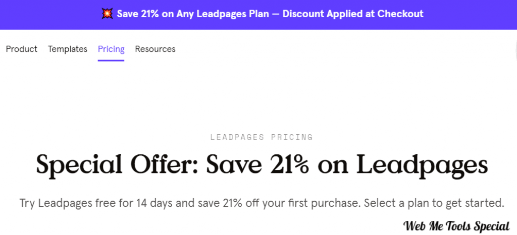 Leadpages-Pricing-special-discount-coupon